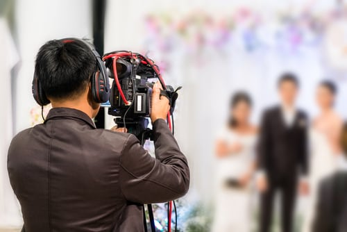 Couples regret it when they nix the wedding videographer